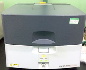 エネルギー分散型蛍光X線分析装置